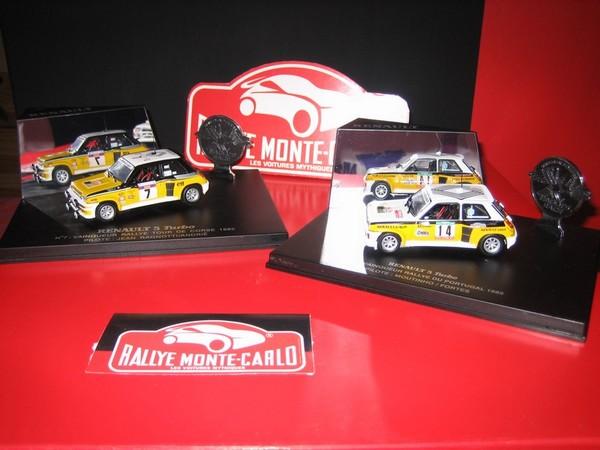 Miniatures 1/43e Des R5 Turbo biensûr !!!!!! COLLR5V7