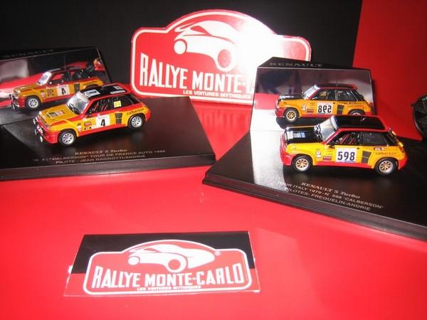 Miniatures 1/43e Des R5 Turbo biensûr !!!!!! COLLR5V8