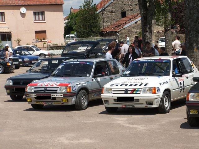 [21] Rallye des Grands Crus - 19 et 20 mai 2007 DSCF1677