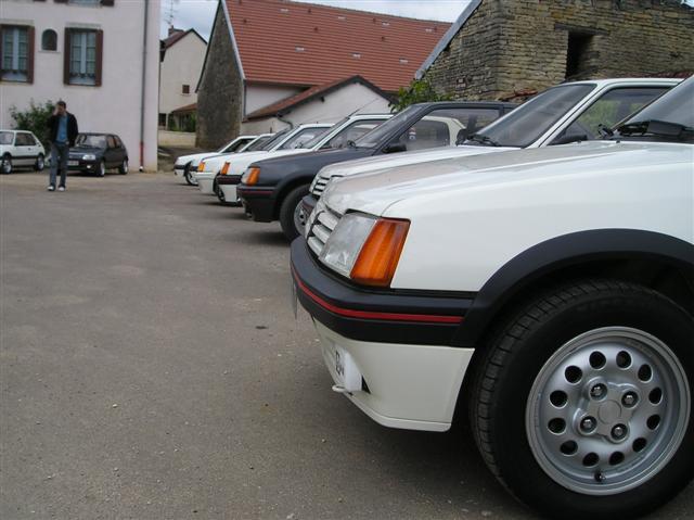 [21] Rallye des Grands Crus - 19 et 20 mai 2007 P1