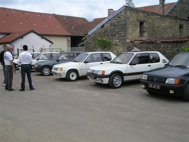 [21] Rallye des Grands Crus - 19 et 20 mai 2007 P2