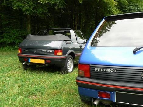 [olivpostman] 205 GTI 1.9L Bleu miami 1992 Lesdeux4