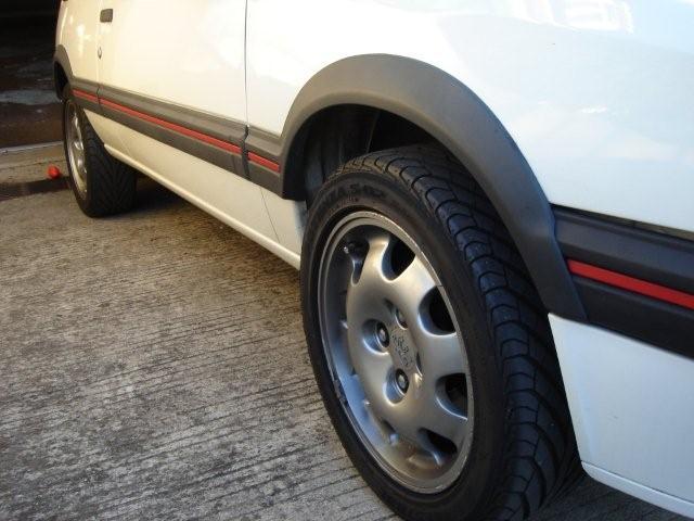 [Mark]  205 GTI 1.9  Blanc meije AM93 Mark205GTI1L993130CV5