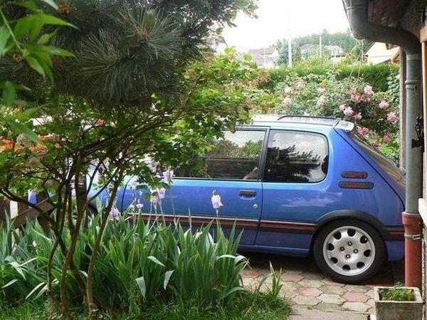 [olivpostman] 205 GTI 1.9L Bleu miami 1992 Miami16