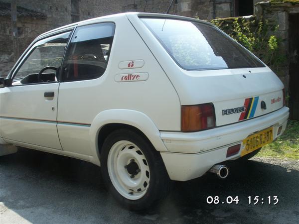 [rallyegtiman] 205 rallye de 89 Rallye7(Custom)