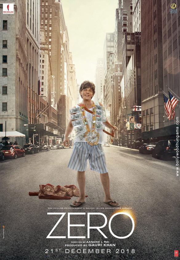 ZERO (2018) con Shah Rukh Khan + Jukebox + Sub. Español + Online Zero-4
