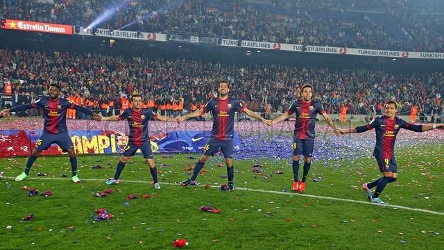 صور احتفالات برشلونة بلقب الليغا الاسبانية في ملعب الكامب نو  19-05-2013 2013-05-19_BARCELONA-VALLADOLID_48-Optimized.v1369041761