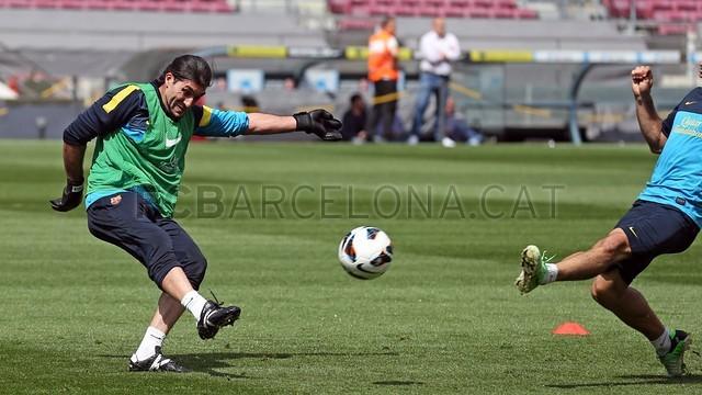 بالصور تدريبات نادي برشلونة اليوم 25-05-2013 2013-05-25_ENTRENO_20-Optimized.v1369488940
