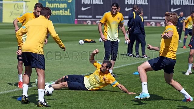 بالصور تدريبات لاعبي برشلونة 28-05-2013 2013-05-28_ENTRENO_08-Optimized.v1369747931