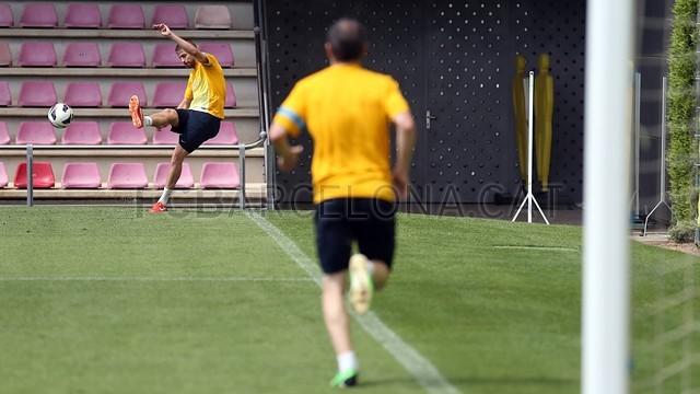 بالصور تدريبات لاعبي برشلونة 28-05-2013 2013-05-28_ENTRENO_32-Optimized.v1369747985