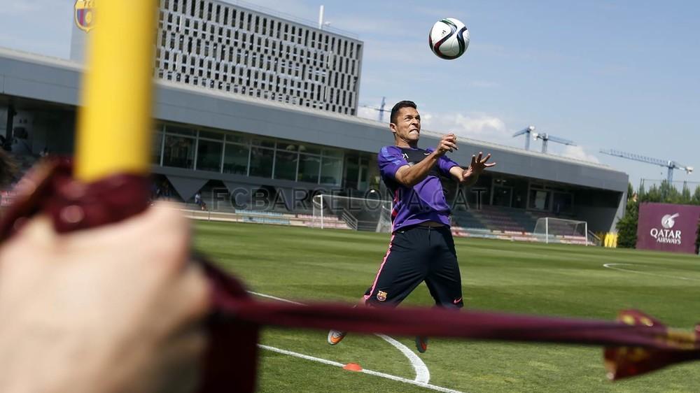 برشلونة يبدأ تحضيراته لنهائي كأس الملك 2015-05-25_ENTRENO_46-Optimized.v1432555257