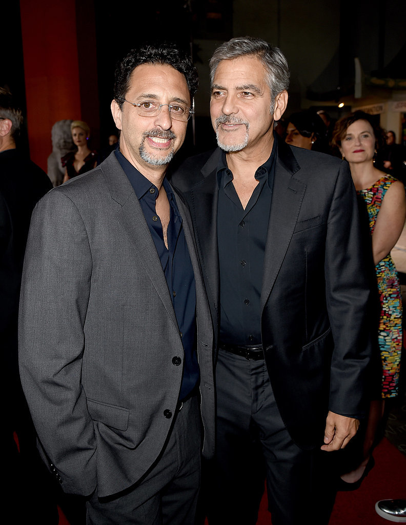 L A Premiere Our Brand is Crisis October 26, 2015 George-Amal-Clooney-Our-Brand-Crisis-LA-Premiere