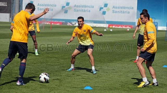 صور تدريبات برشلونة يوم الجمعة 03\05\2013 2013-05-03_ENTRENO_09-Optimized.v1367581690
