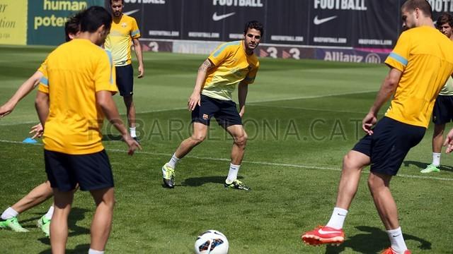 بالصور تدريبات لاعبي برشلونة 28-05-2013 2013-05-28_ENTRENO_13-Optimized.v1369747949