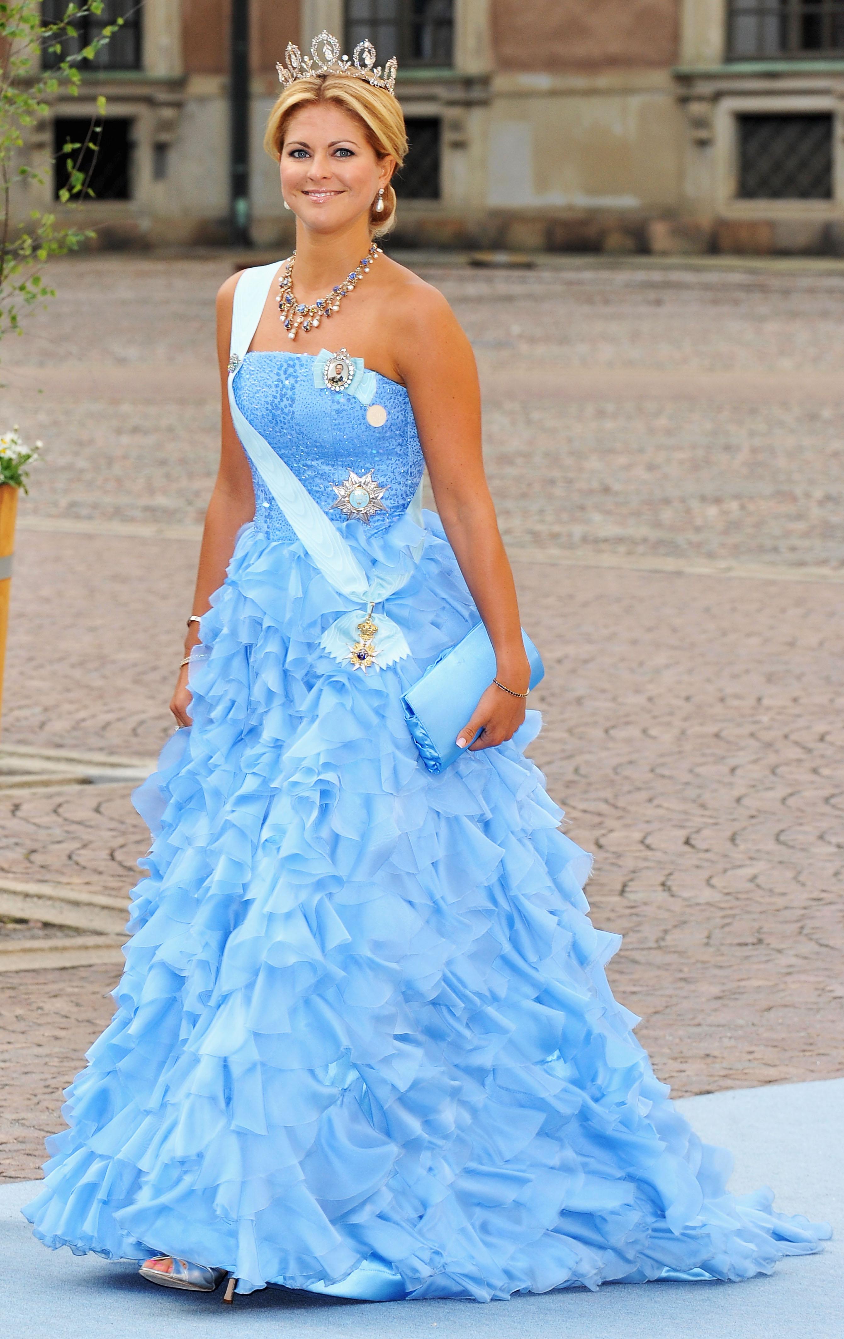 Flux Marianne  Princess-Madeleine-Sweden