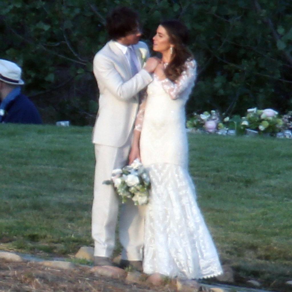 Йен Сомерхолдер - Страница 5 Ian-Somerhalder-Nikki-Reed-Wedding-Pictures