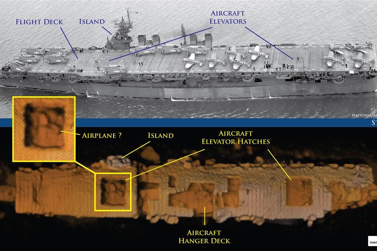 حاملة طائرات من الحرب العالمية الثانية سليمة بطائراتها تحت المحيط  Independence-sonar-aircraft_873e3c35c71a1605b58191be0cb5be83.nbcnews-fp-1200-800