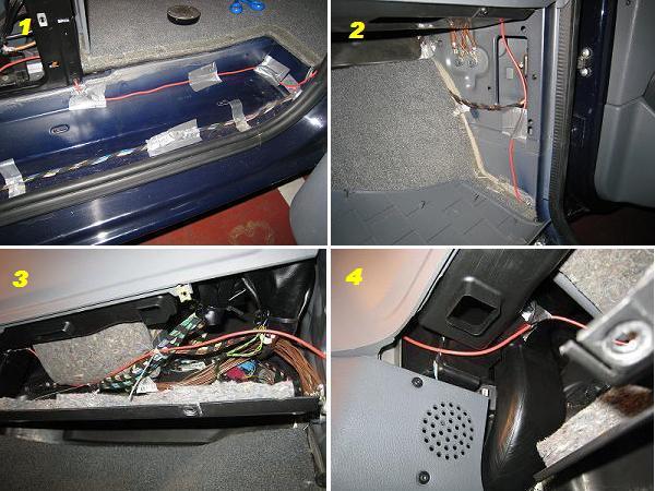 Radio CD sur batterie auxilliaire ( MP 2006 ) 105816