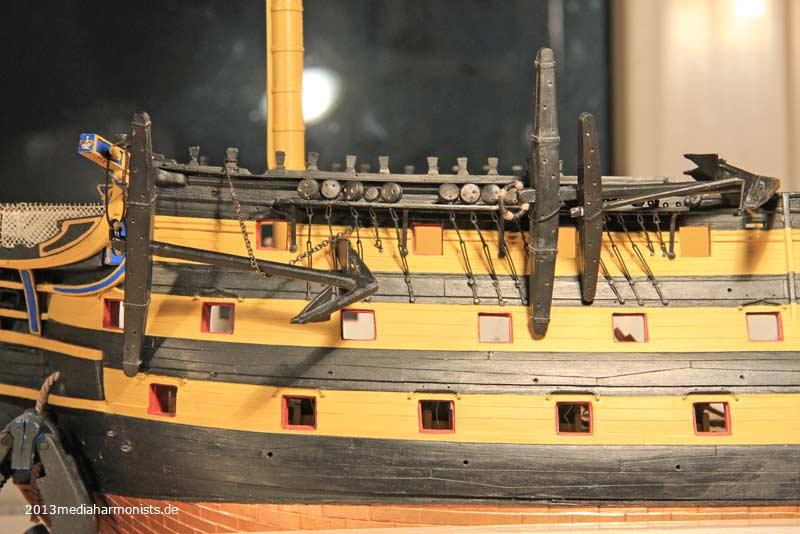 Le plastique c'est fantastique (HMS Victory) 800_Victory-anchor_5189