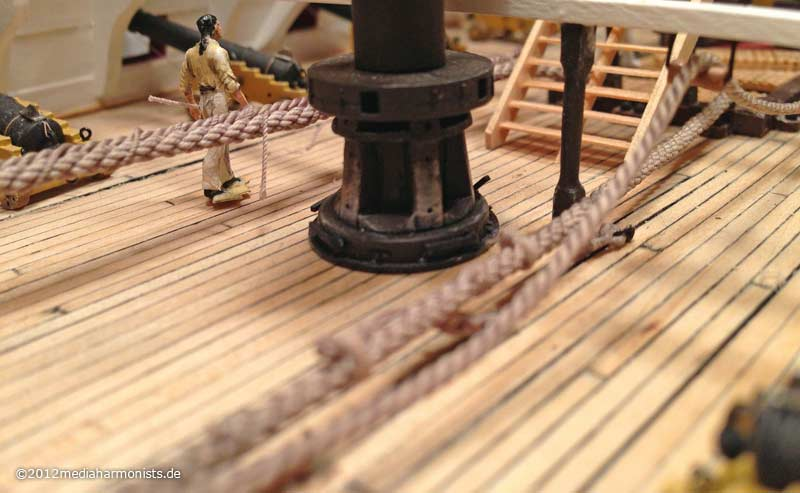 Le plastique c'est fantastique (HMS Victory) 800_Victory-messenger_0747