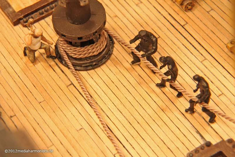 Le plastique c'est fantastique (HMS Victory) 800_Victory-messenger_3397