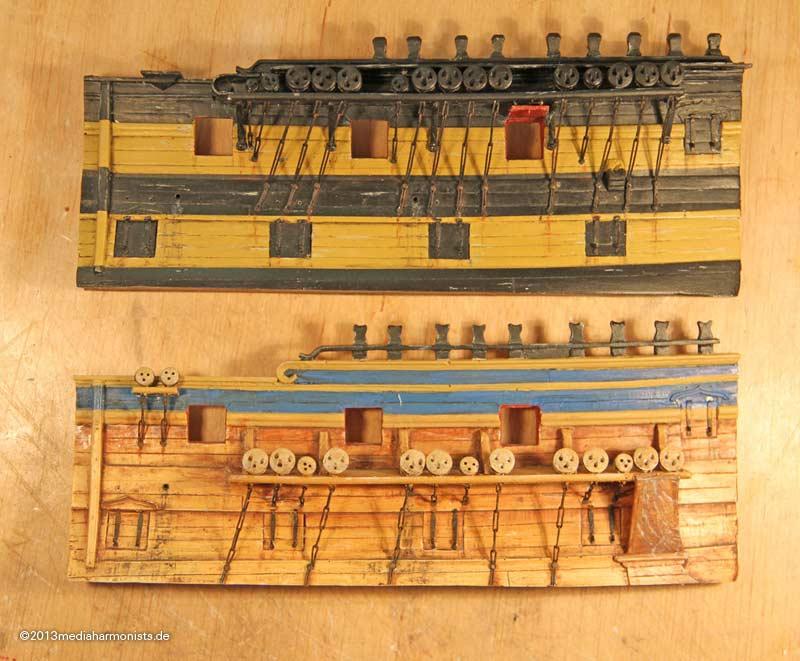 Le plastique c'est fantastique (HMS Victory) Deep17_130518_7190