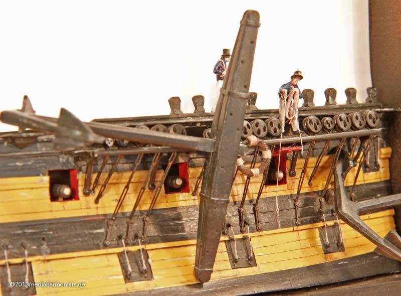 Le plastique c'est fantastique (HMS Victory) Deep17_130530_7661