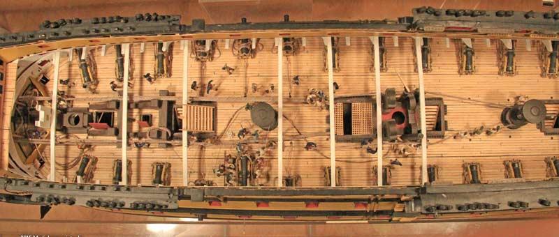 Le plastique c'est fantastique (HMS Victory) - Page 2 Victory-messenger_0153