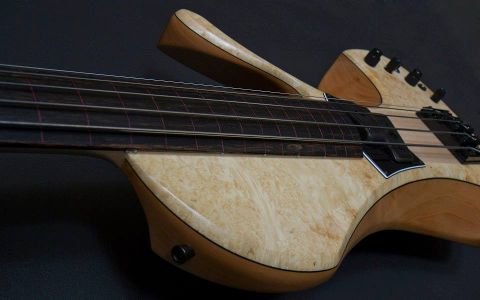 Fodera - Victor Wooten Bow Bass 832234