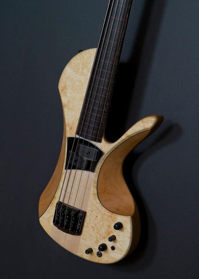 Fodera - Victor Wooten Bow Bass 832235