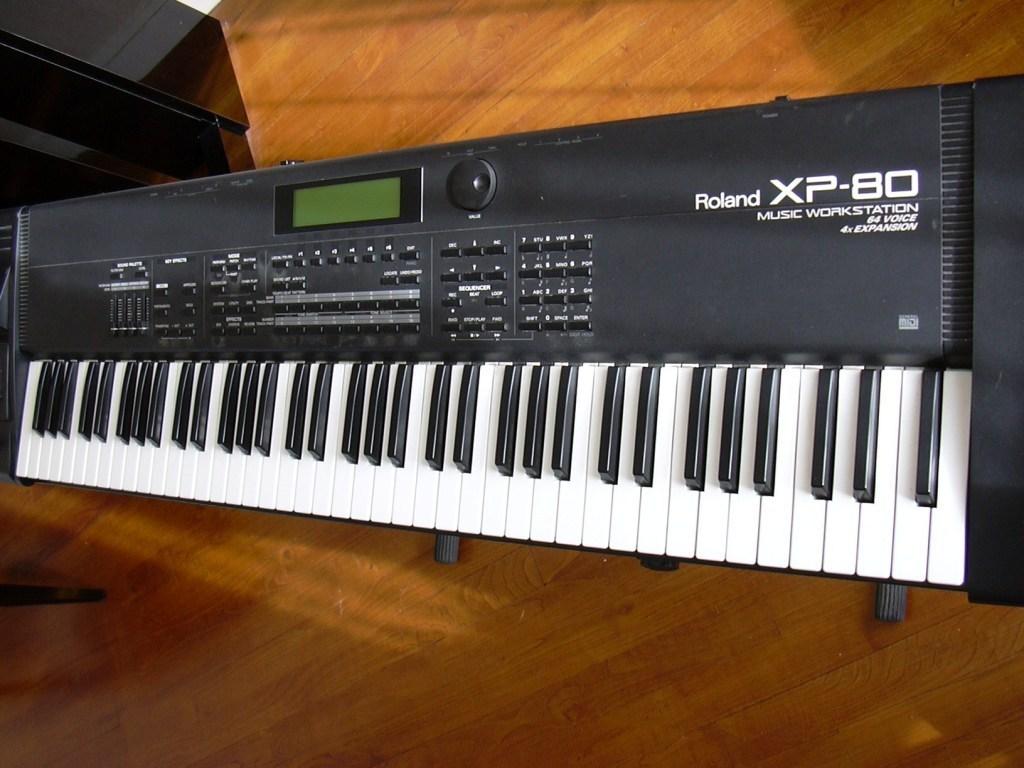 Roland XP-80 (VARIOS SONIDOS SF2)  Roland-xp-80-63094