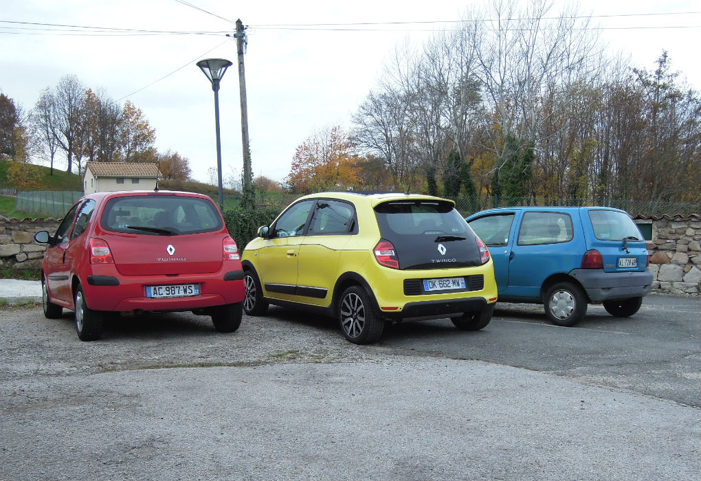 [Sujet officiel] Les Générations de modèles - Page 3 Renault-Twingo-12