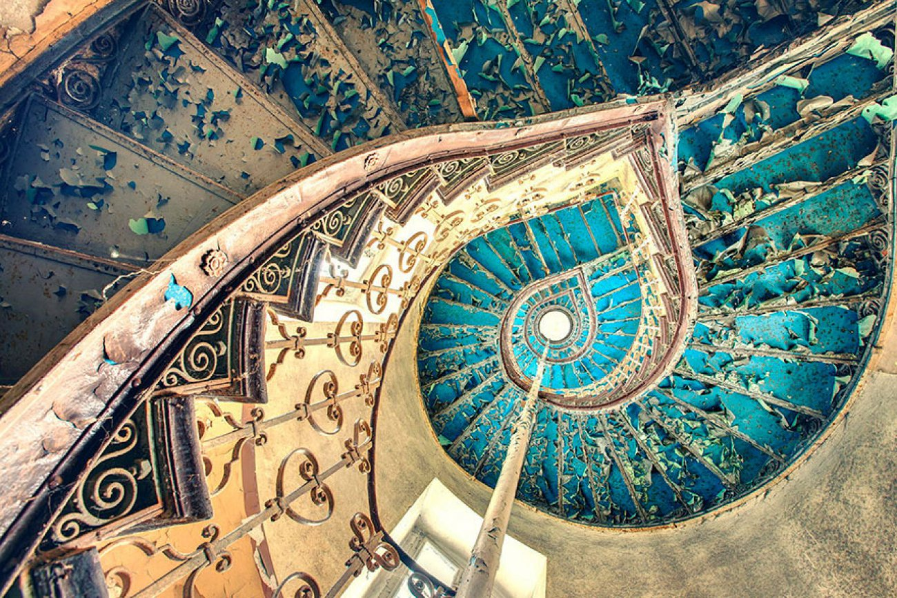Où suis -je - ajonc - 30 août  trouvé par Martine Des-escaliers-incroyables-a-la-beaute-vertigineuse-229814