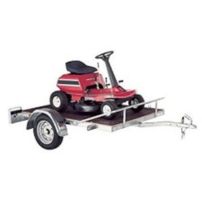 Remorque pliante pour transporter une moto/scooter 556983