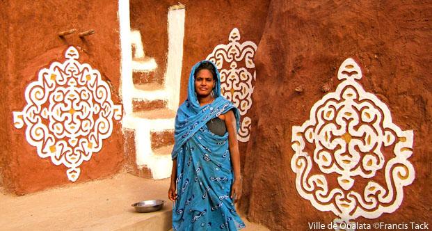 Ville de Martine 12 Avril trouvé par Jovany Oualata_en_Mauritanie