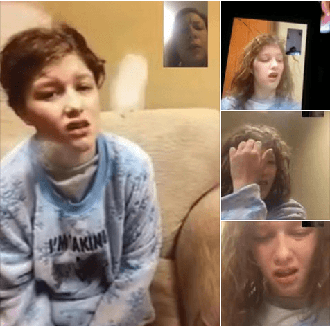 Oklahoma Mom Gives Legal Cannabis Oil to Epileptic Daughter to Stop Seizures – Now all 5 Children Medically Kidnapped Searcy-Brianna-in-care