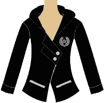 5 pakaian serba hitam Blazer-hitam-cewek