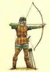 Armes et armures (glossaire) Archer