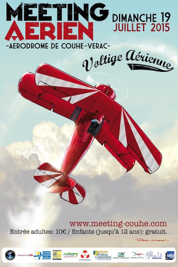 Affiches / Posters meeting aériens Affiche-2015-600