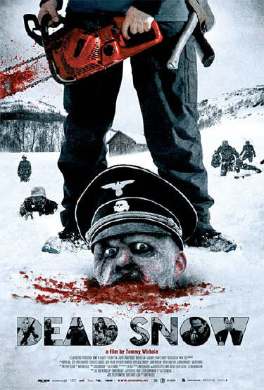 Foreign/Obscure Movies DeadSnowMoviePoster