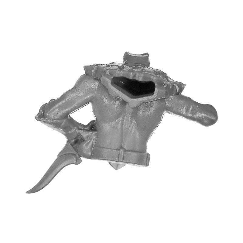 Bare chest / bodies? Warhammer-Bitz-Waldelfen-Wild-Riders-Sisters-of-the-Thorn-Torso-A-Wild-Rider_b2