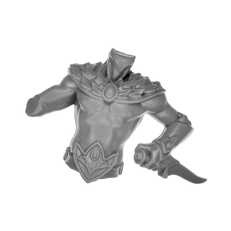 Bare chest / bodies? Warhammer-Bitz-Waldelfen-Wild-Riders-Sisters-of-the-Thorn-Torso-B-Wild-Rider