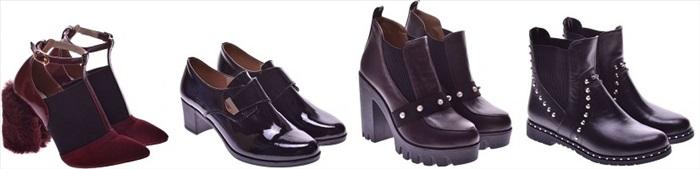 Стильная коллекция обуви ForStyle Осень-Зима 2018-19 2938cd1a806a4fd744d8ed708656c5c7