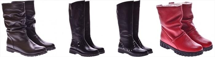 Стильная коллекция обуви ForStyle Осень-Зима 2018-19 8d4f304f8c3192108e4b3144db518cca