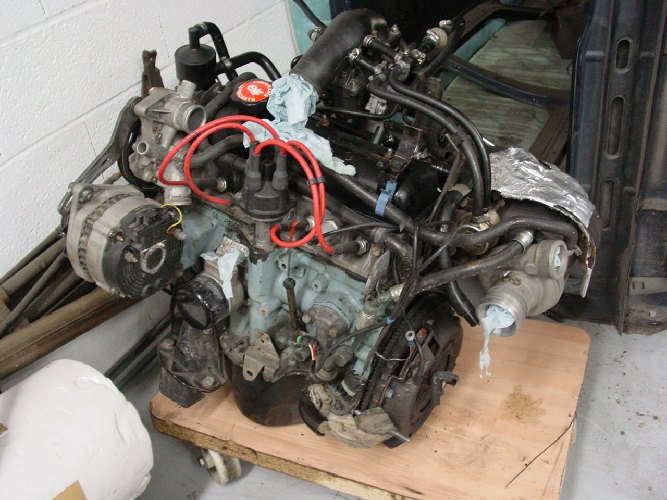 Resto / prepa de ma Super 5 GT Turbo AO - Page 2 DSC02334
