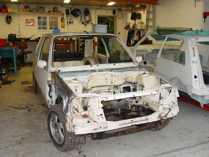 Resto / prepa de ma Super 5 GT Turbo AO - Page 2 DSC02589