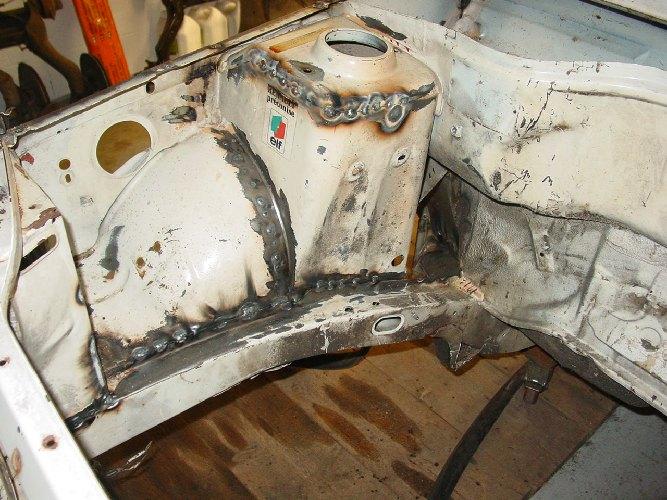 Resto / prepa de ma Super 5 GT Turbo AO - Page 6 DSC03041