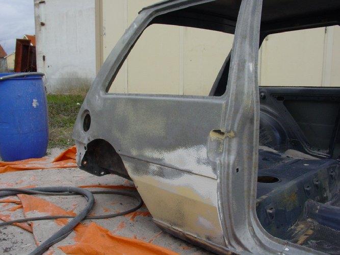 Resto / prepa de ma Super 5 GT Turbo AO - Page 2 DSC02428
