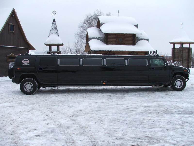 HUMMER Limousinehummer1