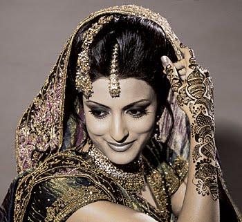 احلى النقوش الهنديه Bridal-mehndi